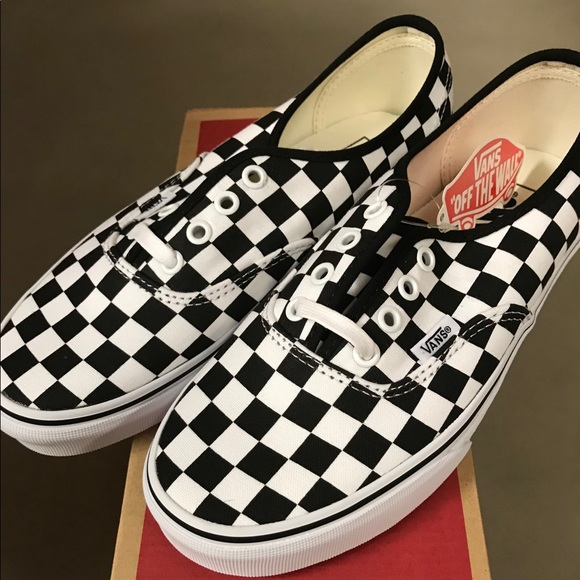vans checkerboard boutique